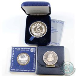 Lot of 3x Silver World Coins. You will receive 1974 Kitchener-Waterloo Oktoberfest .999 Fine Silver,