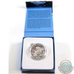 2014 Canada $100 Majestic Bald Eagle ($100 for $100) Fine Silver Coin (TAX Exempt)
