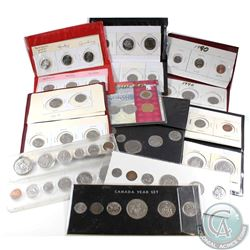 Lot of 1969-2007 Canada Year Set Collection. You will receive the following Coin Sets: 1969 6-Coin S