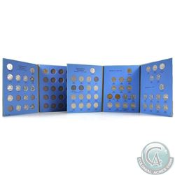 1922-1977 Canada 5-cent Collection in blue Whitman folders. You will receive each date except 1925,