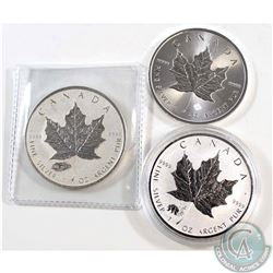 2016, 2016 Tank Privy, 2017 Panda Privy Canada $5 Fine Silver 1oz Maples (TAX Exempt). Please note t