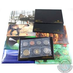 1999-2007 Canada Proof-like Uncirculated sets. You will receive one of each date from 1999-2007. 9 s