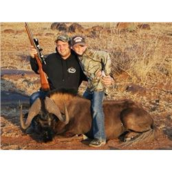 10 Days / 9 Nights Plains Game Hunt in South Africa for 2 Hunters.