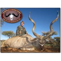 7 Day Hunt in Nambia, Africa for One Hunter and One Non- Hunter