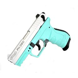 Ladies Walther PK 380 Pistol