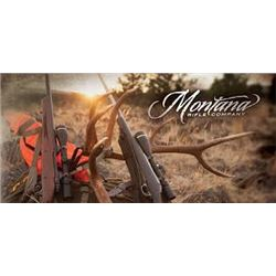 Montana X2 Mountain Rifle