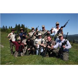 Four Day Certificate to Holland's Long Range Shooting School