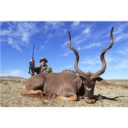 Seven Day South African Safari for 1 Hunter and 1 Non-hunter