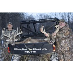 """180""""-200"""" Ohio White-tailed Deer Hunt for 2 Hunters"""