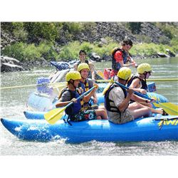5 Day/4 Night Whitewater Rafting Trip for 2 People