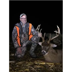 Ohio Whitetail Deer Bow Hunt for 1 Hunters