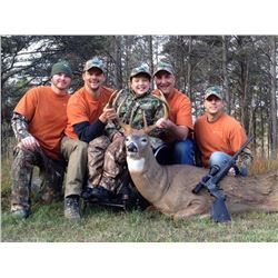 Michigan – 3 Day/2 Night- Whitetail Deer Hunt for One