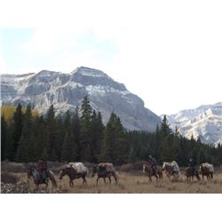 Alberta - Four Day - Rocky Mountains Holiday Adventure for Two People
