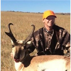 *Wyoming – 3 Day- Antelope Hunt for Two Hunters