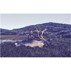 *Greenland – 4 Day/5 Night - Reindeer Hunt for Two Hunters