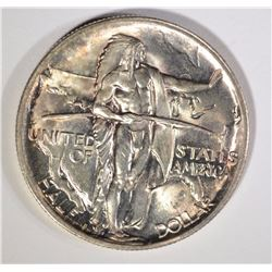 1926-S OREGON TRAIL HALF DOLLAR COMMEM