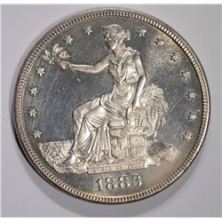1883 TRADE DOLLAR CH PROOF