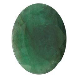 3.58 ctw Oval Emerald Parcel