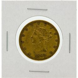 1886-S $10 VF Liberty Head Eagle Gold Coin