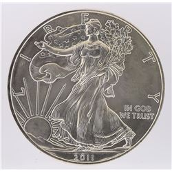 2011 American Silver Eagle Dollar Coin