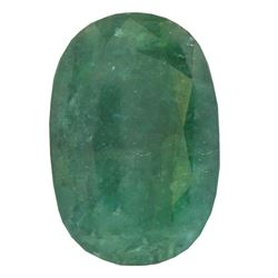 16.27 ctw Oval Emerald Parcel
