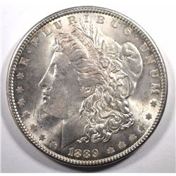 1889 MORGAN DOLLAR, BU