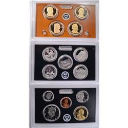 2012 United States Mint Silver Proof Set.