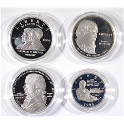 3 Commemorative Sets