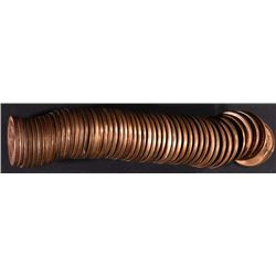 BU ROLL OF 1945 LINCOLN CENTS