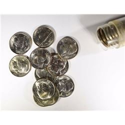 1945-S JEFFERSON NICKEL SILVER BU GEM ROLL