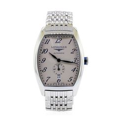 Longines Evidenza Stainless Steel Mens Wristwatch