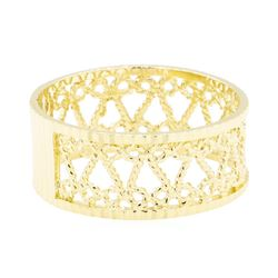 14KT Yellow Gold Filigree Ring
