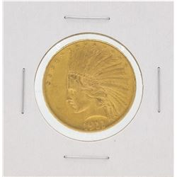 1911 $10 Indian Head Eagle Gold Coin