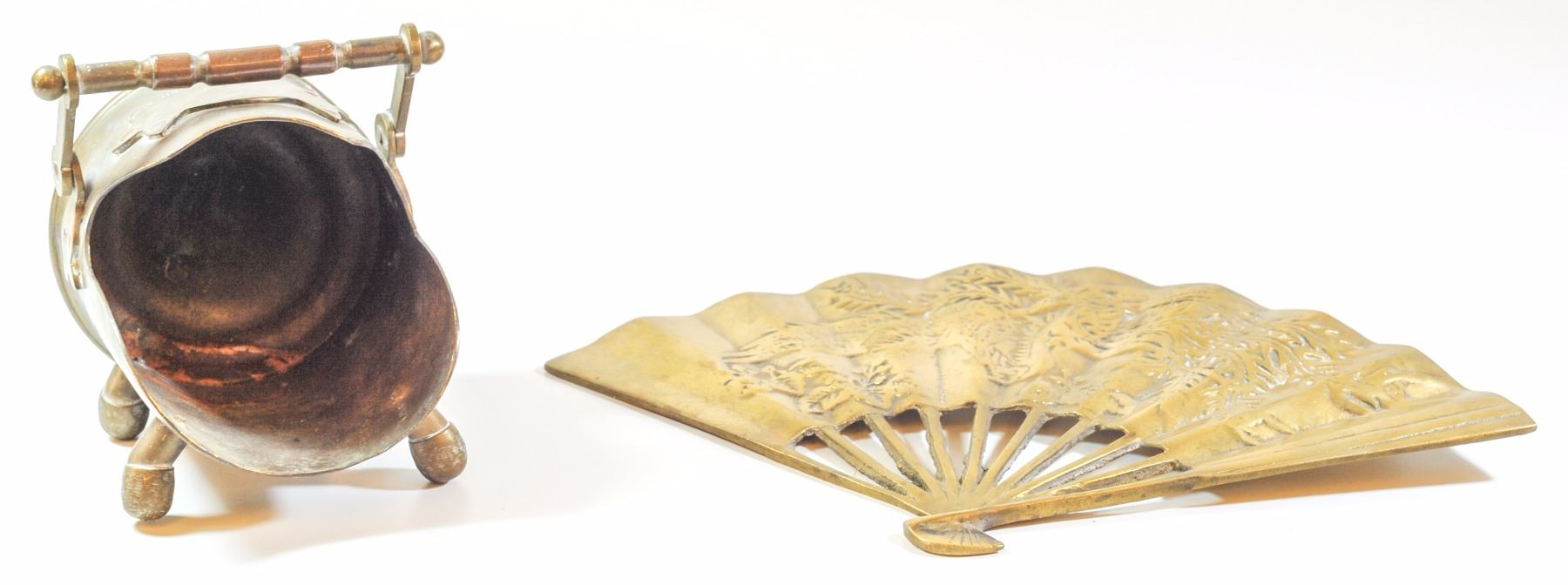 Contemporary Decorative Wall Fan Frieze - All About Wallart ...