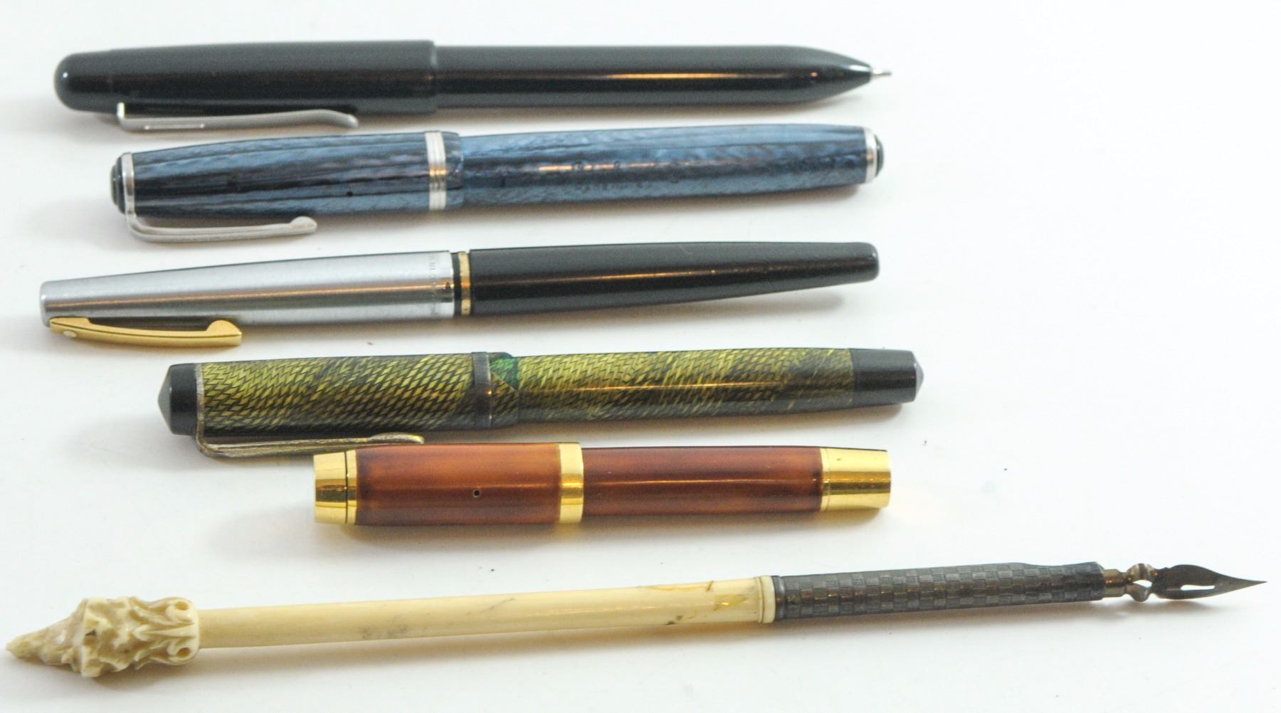 Lot of 6 old pens thecheapjerseys Choice Image