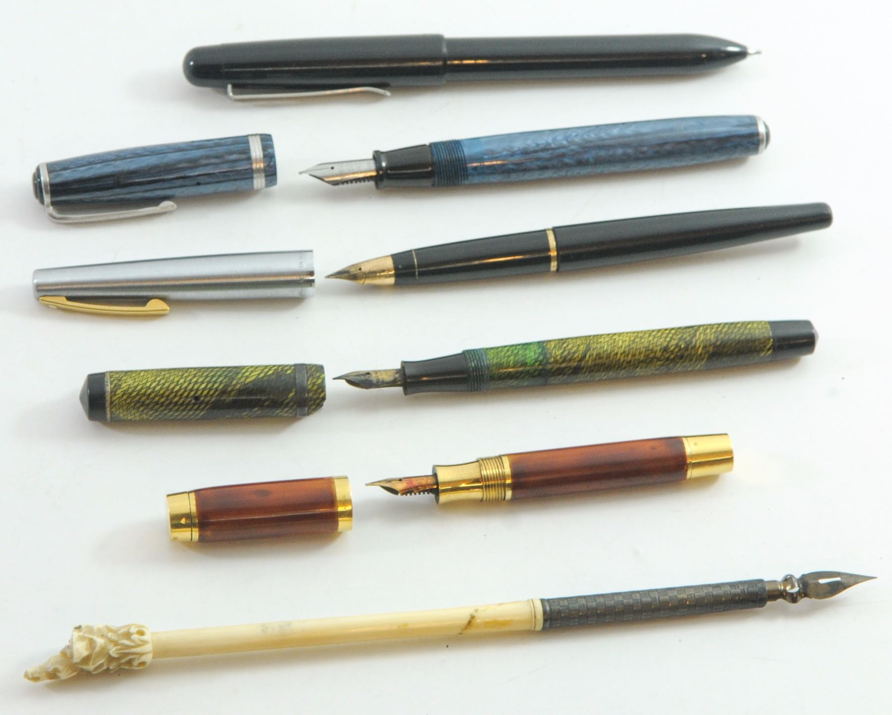 Lot of 6 old pens image 2 lot of 6 old pens thecheapjerseys Choice Image