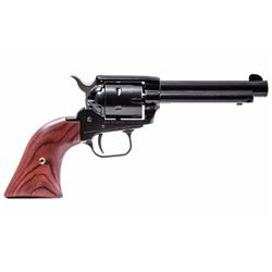 "HERITAGE 22LR ONLY 4.75"" BLUE WD"