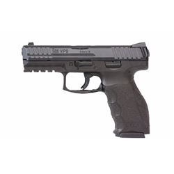 "HK VP9 9MM 4.09"" 10RD BLK 2 MAGS"