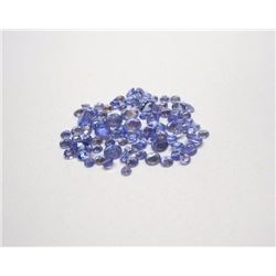 Genuine Tanzanite 25.00 cts - (No Treatment)