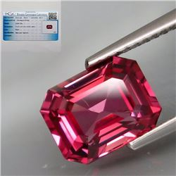 Natural Pink Spinel 3.04 Carats - Untreated