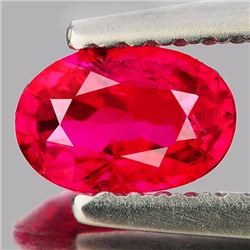 Natural Burma Pigeon Blood Red Spinel 1.04 Ct
