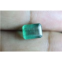 Natural Emerald 2.38 carats - no Treatment