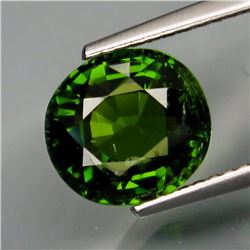 Natural Top Green Tourmaline 2.84 Carats