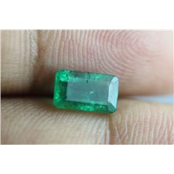 Natural Emerald 1.48 Carats - no Treatment