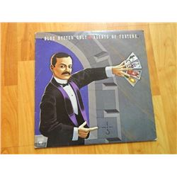 VINYL RECORD - BLUE OYSTER CULT - AGENTS OF FORTUNE - BA 34164 - CANADA - condition - fair
