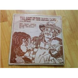 VINYL RECORD - THE BEST OF THE JAMES GANG FEATURING JOE WALSH - ABCX-774 - ABC RECORDS - condition -