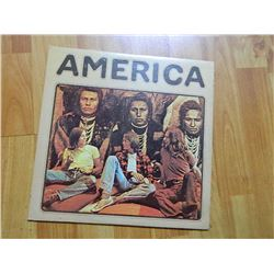 VINYL RECORD - AMERICA - AMERICA - BS 2576 - condition - really good