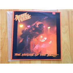 VINYL RECORD - APRIL WINE - THE NATURE OF THE BEAST - AQR 530- condition - really good