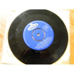 VINYL RECORD - 45 - LET'S HAVE A DING DONG - FM 233 923 - DECCA RECORDS - condition - fair