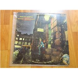 VINYL RECORD - DAVID BOWIE - THE RISE AND FALL OF ZIGGY STARDUST AND THE SPIDERS FROM MARS - LSP 470